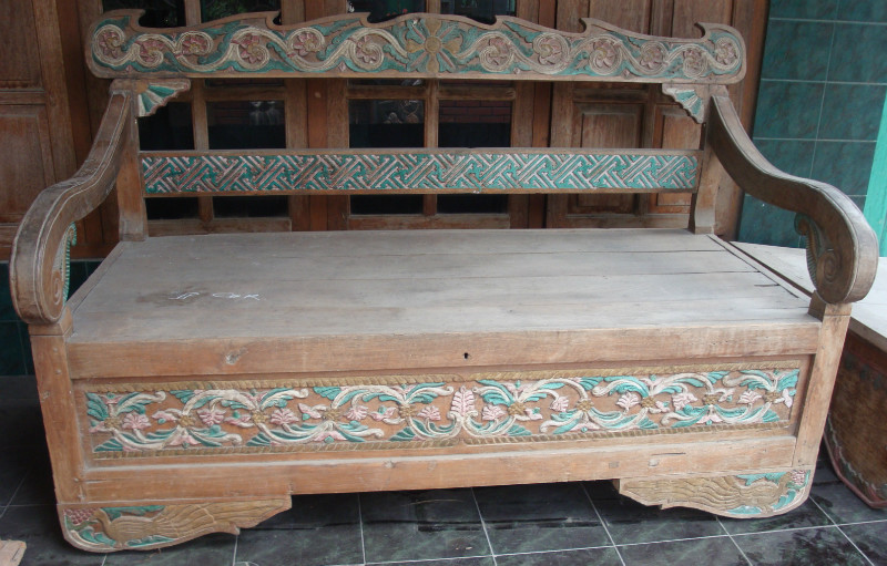 Antieke Teak Tuinbank.Tuinbanken Teak Lounge Banken Collection Antiek Koloniaal